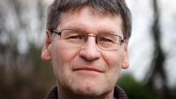 Harald Thomé, Gründungs- und Vorstandsmitglied des Wuppertaler Erwerbslosenvereins Tacheles
